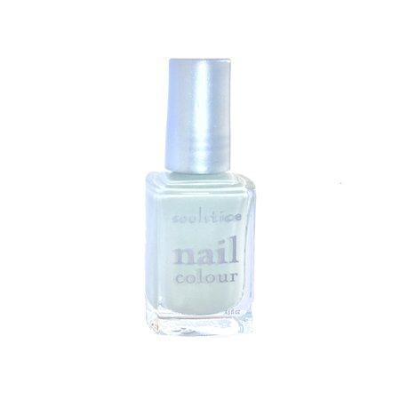 Pastel Blue Nail Polish (Soulstice)