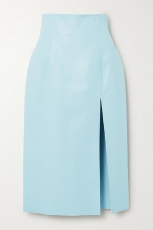 16ARLINGTON | Fonda leather pencil skirt | NET-A-PORTER.COM