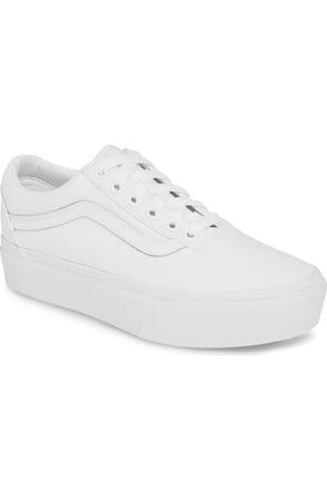Vans Old Skool Platform Sneaker (Women)   Nordstrom