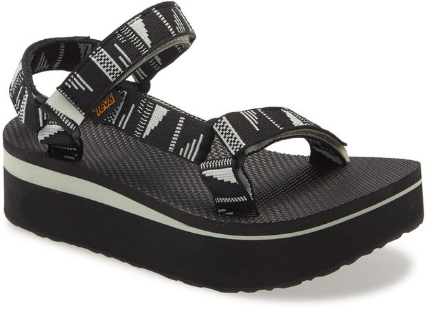 'Universal' Flatform Sandal