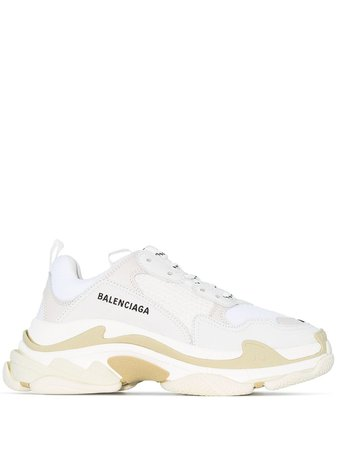 Balenciaga Baskets Triple S - Farfetch