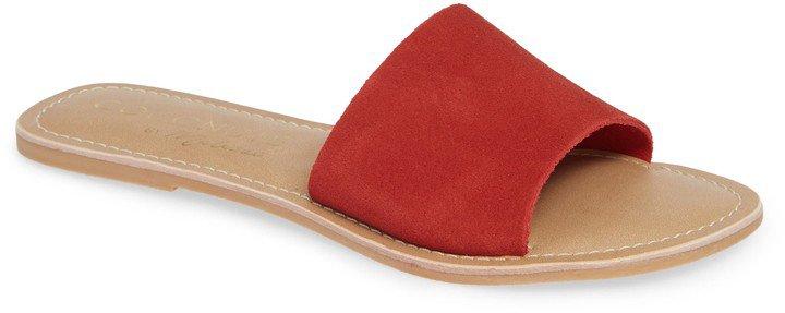 Coconuts by Matisse Cabana Slide Sandal