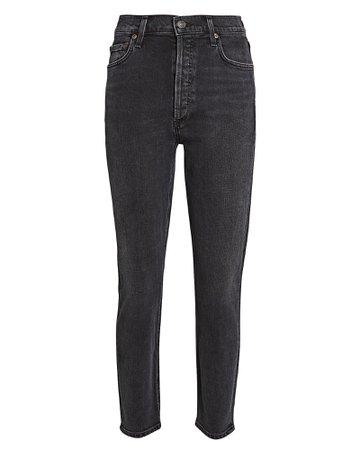 AGOLDE Nico High-Rise Skinny Jeans   INTERMIX®