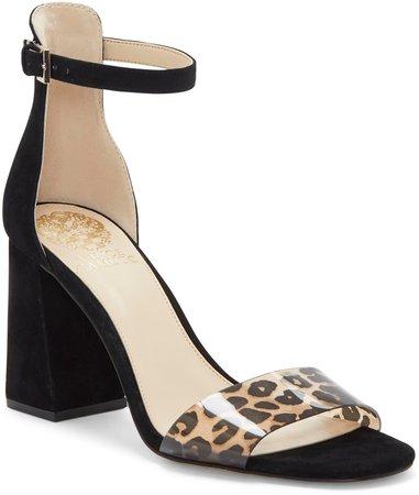 Winderly Ankle Strap Sandal