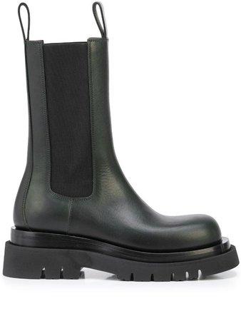Bottega Veneta Lug chunky sole boots - FARFETCH
