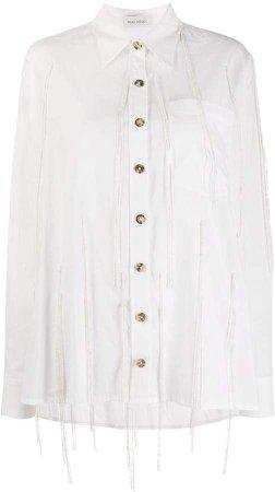 Beau Souci Tassel-Trimmed Shirt