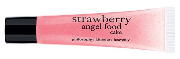 philosophy strawberry angel food cake lip shine