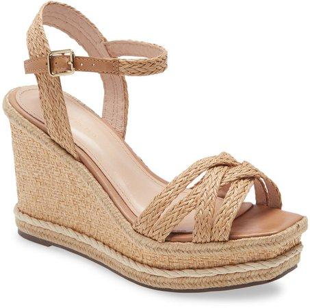Bora Espadrille Wedge Sandal
