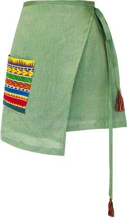 Ivy Linen Skirt