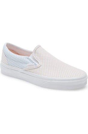 Vans Authentic Slip-On Sneaker (Women) | Nordstrom