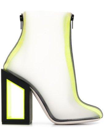 Nicholas Kirkwood Void Ankle Boots | Farfetch.com