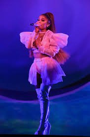 ariana grande performance outfit - Google Search
