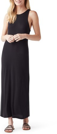 Darya Sleeveless Maxi Dress