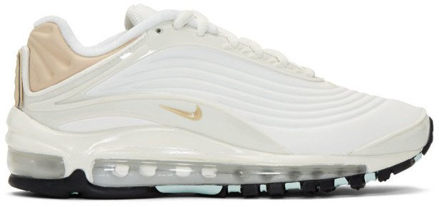 White Air Max Deluxe SE Sneakers