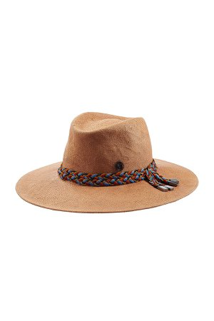 Straw Paper Hat Gr. One Size