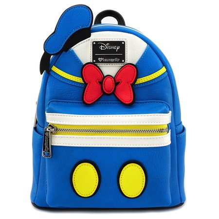 Donald Duck Loungefly Mini Backpack