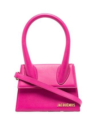 Jacquemus мини-сумка Le Chiquito Moyen - Farfetch