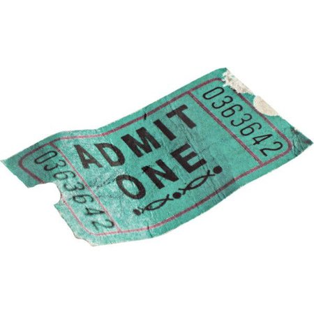 green ticket