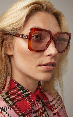 Gucci Sunglasses Gucci Strass Sunglasses