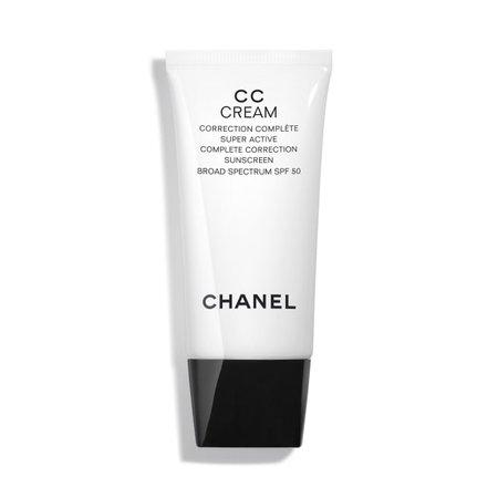 cc cream Super Active Complete Correction Sunscreen Broad Spectrum SPF 50