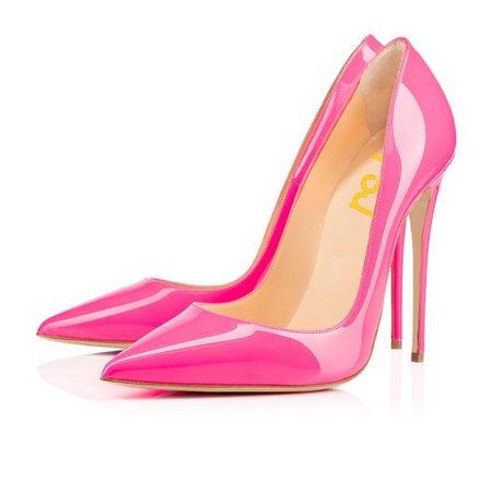 hot_pink_pumps_stiletto_heels_2.jpg (600×600)