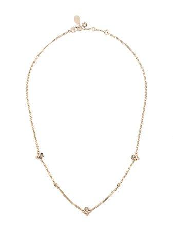 Alexander McQueen Delicate Charm Necklace - Farfetch