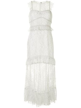 Shop white Alice McCall I Found You dress with Express Delivery - Farfetch