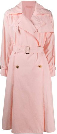 Falster belted trench coat
