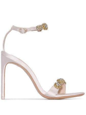 Sophia Webster Aaliyah Jewelled Sandals - Farfetch