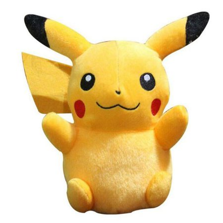 """high quality Anime 6"""" Pikachu Plush Toys Collection Pikachu Plush Doll Toys For kids toys Christmas Gift-in Stuffed & Plush Animals from Toys & Hobbies on Aliexpress.com 