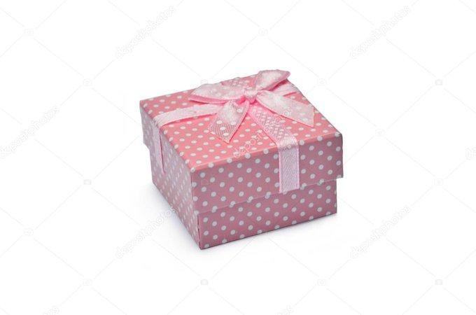 Birthday box cute