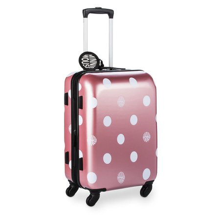 Minnie Mouse Rolling Luggage by American Tourister - Small | shopDisney