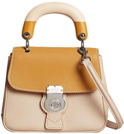 small DK88 top handle bag