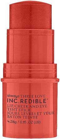 Three Love Lip, Cheek & Eye Tint Stick