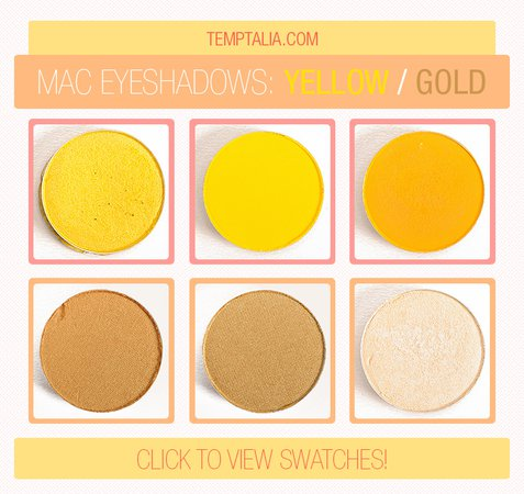 yellow eye shadow - Google Search