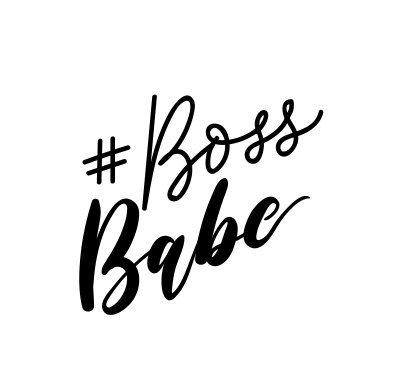 Boss babe tag