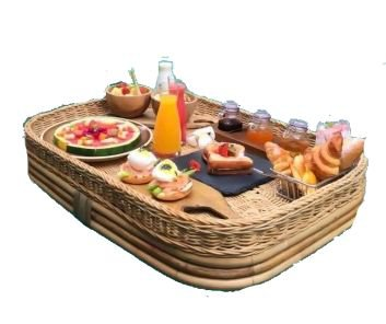 Picnic tray