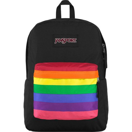 Jansport Pride Rainbow Backpack