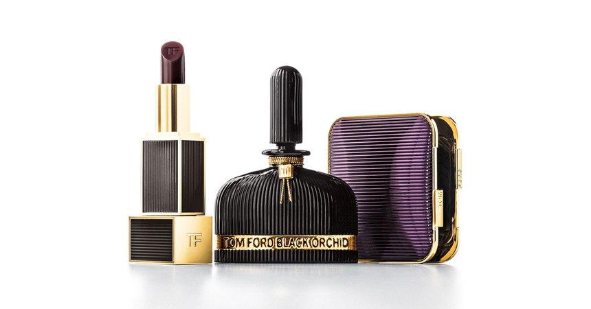 tomford maroon lipstick and nail polish - Google Search