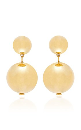 Perriand 18k Gold Vermeil Earrings By Sophie Buhai | Moda Operandi