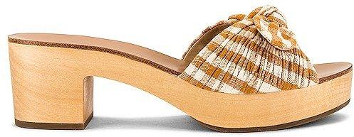 Regina Clog Slide Sandal
