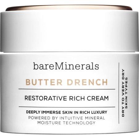Bareminerals Skinsorials: Butter Drench Restorative Rich Cream | Moisturizers | Beauty & Health | Shop The Exchange