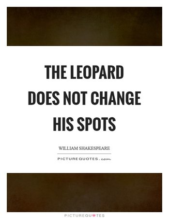 leopard quotes - Google Search