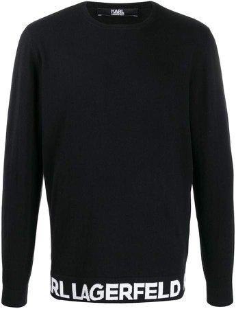 comic print sweatshirt
