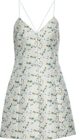 Tayla Structured Minidress | Nordstrom