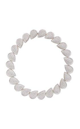 Diamond Serpent Boheme Necklace by Boucheron   Moda Operandi