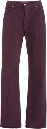 Sablyn Sammy High-Rise Bootcut Jeans