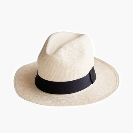 J.Crew: Panama Hat For Women