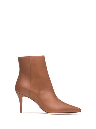 Sebastian Milano Ankle Boots In Calf Leather