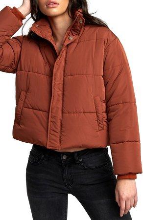 Eezeh Puffer Coat